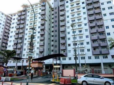 Bukit Jalil - Jalil Damai Apartment