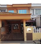 Double Storey Taman Mewah Ria Klang- Good Area