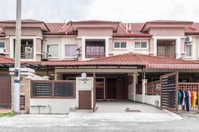 2 Storey Terrace Bandar Puteri Klang FREEHOLD Renovated