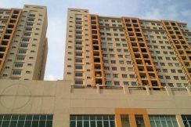 RENOVATE) Connaught Avenue P/Furnis 950sf Cheras KLCCview GoodConditio