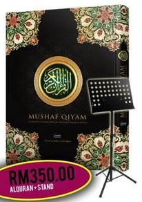 Mushaf Qiyam Al-Quran Besar