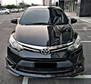 Tinted Full Toyota Vios TRD Sportivo G S E J Spec