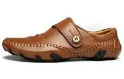 Men's Leather Casual Loafers Shoes. SSD0014