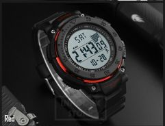 Jam tangan compass rotatable digital