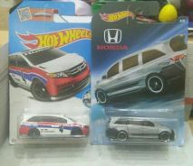 Hot Wheels Lot Honda Odyssey