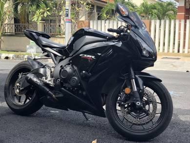 HONDA CBR1000RR 2012 - reg 2014