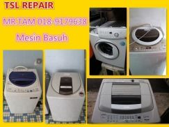 Repair Mesin Basuh Washing Machine Specialist KL