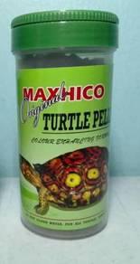 Maxhico Turtle Tortoise Pellet Feed 80gram