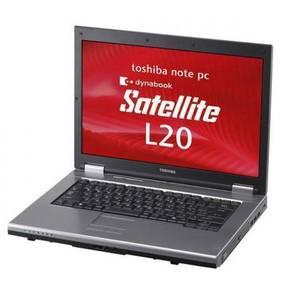 Toshiba DynaBook L20 Wide Office Windows 7 Laptop