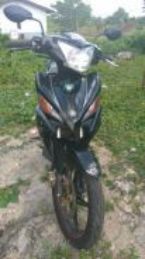 Yamaha lc135 5speed
