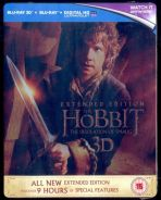 The Hobbit - The Desolation Of Smaug - Blu-Ray 3D