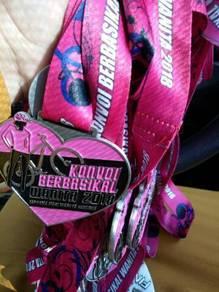 Medal utk collection. nk bagi free je.