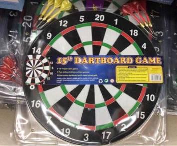 Dartboard Game 15