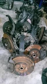Honda odyssey rb1 front disc brake