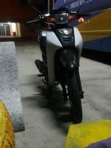 2008 Honda Rxz barang panas