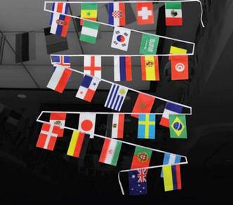 World Cup Flagline (M)*Limited Edition