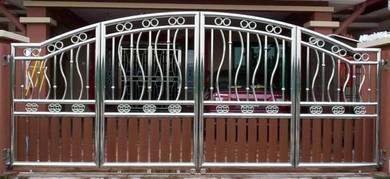 Stainless Steel Main Folding Gate (MFG 38/39/40)
