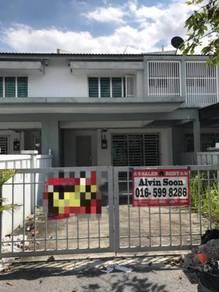Bandar sri klebang double storey sale below market freehold chemor