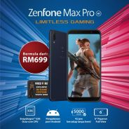 Asus Zenfone Max Pro M1 (Pure Android Oreo 8.1)