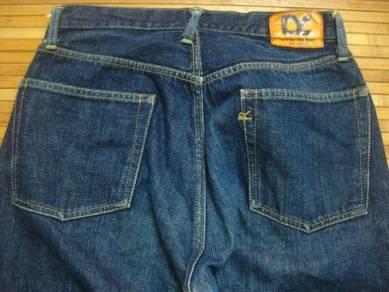 45RPM 3qtr Jeans size 28/29