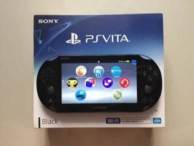 PS Vita 2K Black