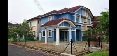 2 Storey Semi-D End Lot Lautan Samudera Fasa 2 Puncak Alam for Rent
