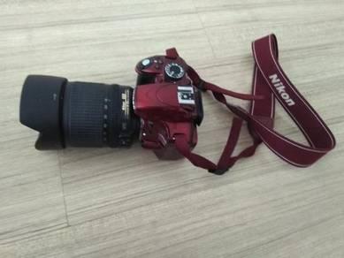 DSLR 📷 camera Nikon D3200
