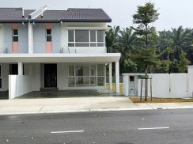 2-Stry Tropicana Bayan Residence, Corner Lot !KotaKemuning,NewComplete