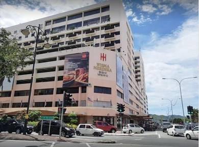 Wisma Merdeka Phase 1 Office Lot For Sale