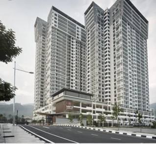 Mira Residence at Tanjung Bungah, Penang. 1,352sf. 2 car parks