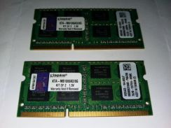 Kingston DDR3 1066 8GBx2 Kit RAM for MACBOOK