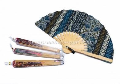 Doorgift Cenderahati - Kipas Batik Jumbo