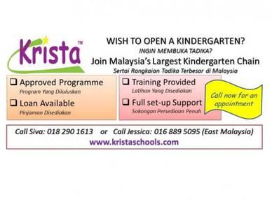 Krista Kindergarten Franchise