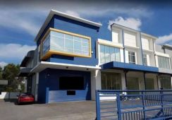GOOD BUY! 1.5 Storey 10,885sf Semi D Factory Bandar Rinching Semenyih