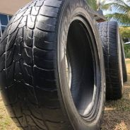 Tyre Size 255/55 R18
