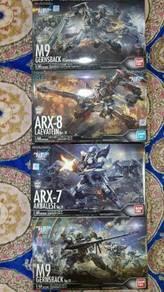 Bandai Full Metal Panic model kit