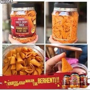 TEEGA CHEEZE Crispy Snack