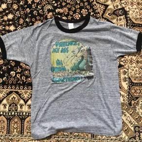 VINTAGE RAYON T-shirt
