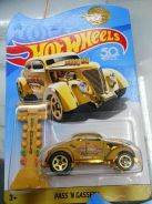Hot wheel gold