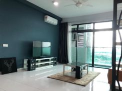 Sky Loft Premium Suites, Bukit Indah Next To Aeon Jusco
