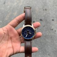 Fossil FS5150 Men Brown Leather