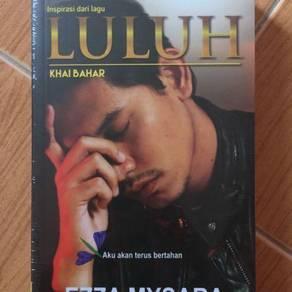 Novel Preloved Luluh by Ezza Mysara