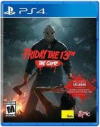 PS4 Friday The 13th The Game