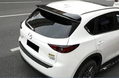 Mazda cx5 top spoiler material abs
