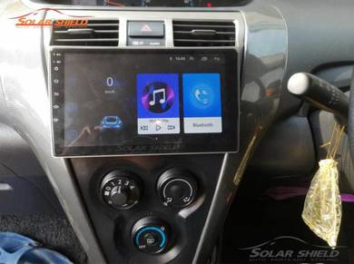 Toyota Vios 2008 Android Player With Waze GPS 4G