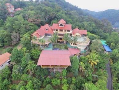 CUSTOM 5 STOREY Mansion Bungalow in SG PENCHALA near TTDI