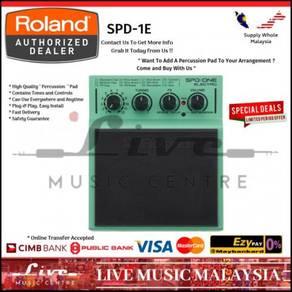 Roland SPD-1E SPD-One Drum Pad-Electro (SPD1E)