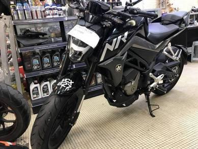 Cf moto nk 250 display unit - under warranty
