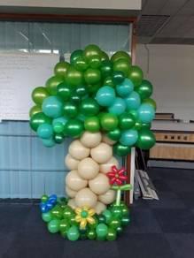 Tree Pillar Balloon