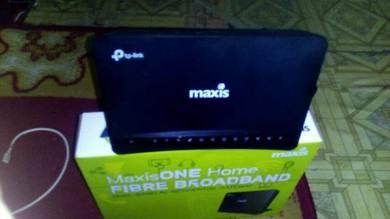 Broadband fibre wifi